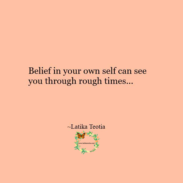 Self motivation !!!