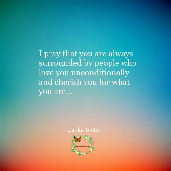 My prayer for you !!!